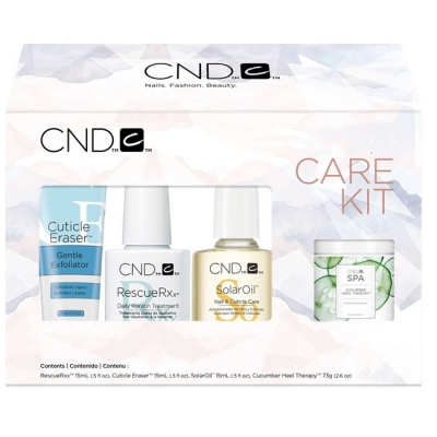CND Care Kit i gruppen CND / Handvård hos Nails, Body & Beauty (92167)