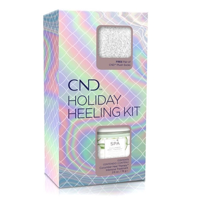 CND Holiday Heeling Kit i gruppen CND / Fotvård hos Nails, Body & Beauty (92565)