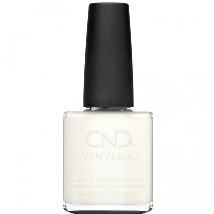 CND Vinylux Nr:318 White Wedding i gruppen CND / Vinylux Nagellack / Yes, I Do hos Nails, Body & Beauty (92776)