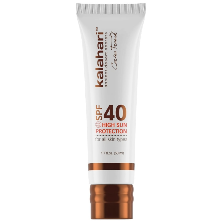 Kalahari SPF40 High Sun Protection i gruppen Kalahari hos Nails, Body & Beauty (9608)