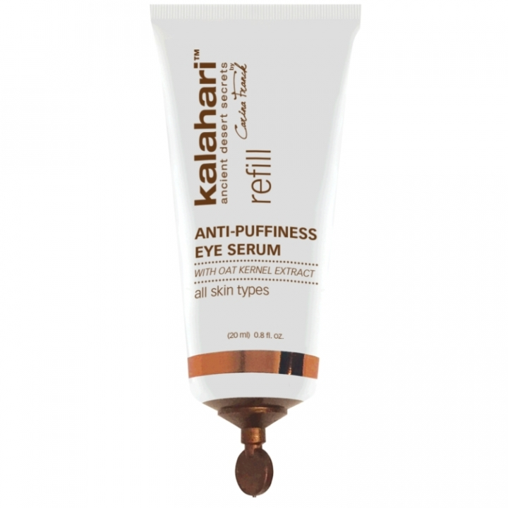 Kalahari Anti-Puffiness Eye Serum -Refill- i gruppen Kalahari / Hudvård hos Nails, Body & Beauty (9615-02)