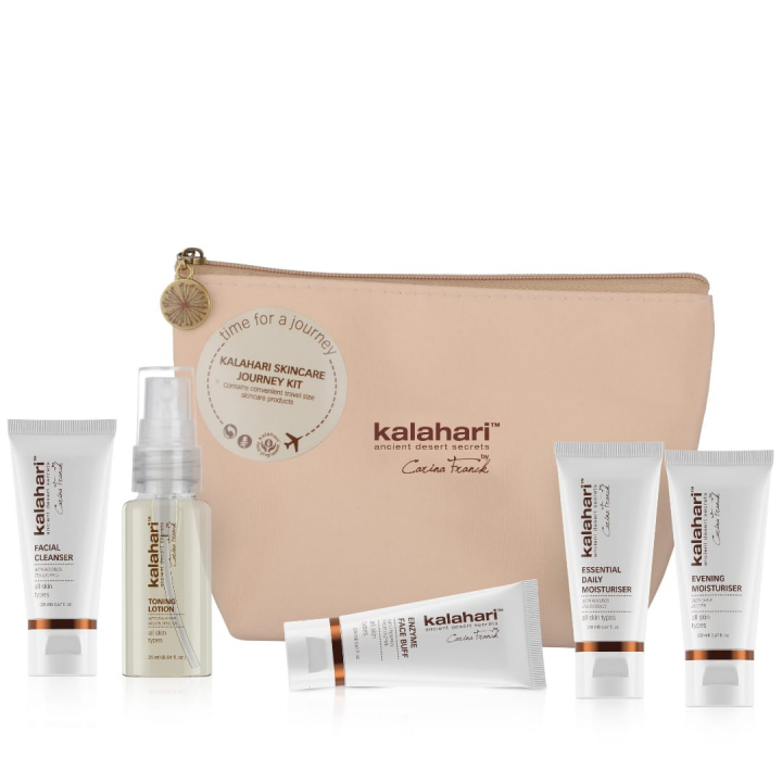Kalahari Skincare Journey Kit i gruppen Kalahari hos Nails, Body & Beauty (9643)