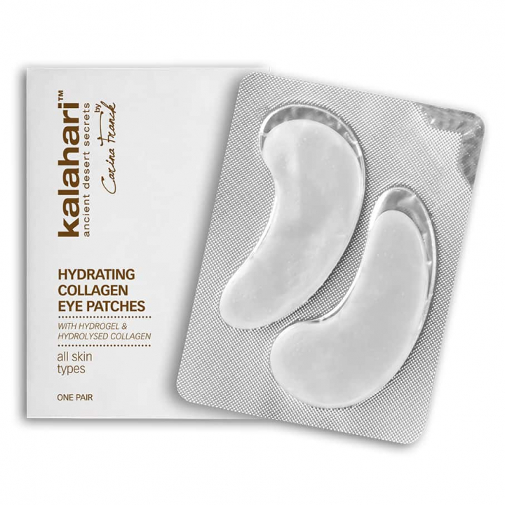 Kalahari Hydrating Collagen Eye Patches i gruppen Kalahari hos Nails, Body & Beauty (9646)