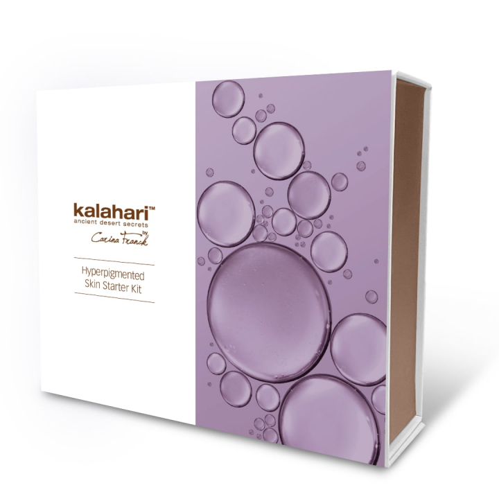 Kalahari Hyperpigmented Skin Kit i gruppen Kalahari hos Nails, Body & Beauty (9766)