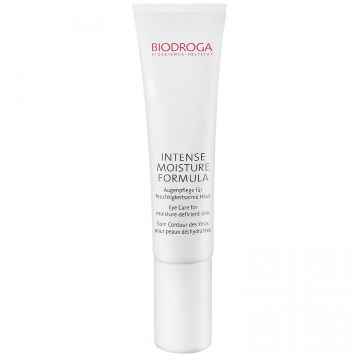 Biodroga Intense Moisture Formula Eye Care i gruppen Biodroga / Hudvård / Intense Moisture Formula hos Nails, Body & Beauty (985)
