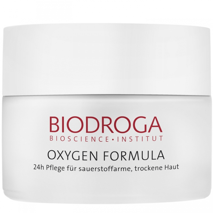 Biodroga Oxygen Formula 24h Care for Dry Skin i gruppen Biodroga / Hudvård / Oxygen Formula hos Nails, Body & Beauty (993)