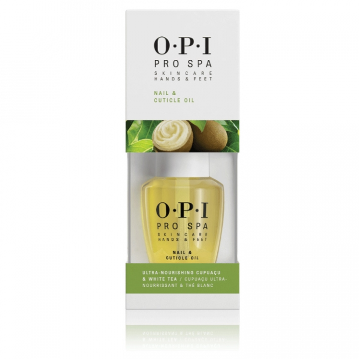 OPI Pro Spa Nail & Cuticle Oil 14.8ml (Pensel) i gruppen OPI / Manikyr hos Nails, Body & Beauty (AS201)