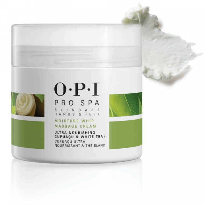 OPI Pro Spa Moisture Whip Massage Cream i gruppen OPI / Pedikyr hos Nails, Body & Beauty (ASM20)