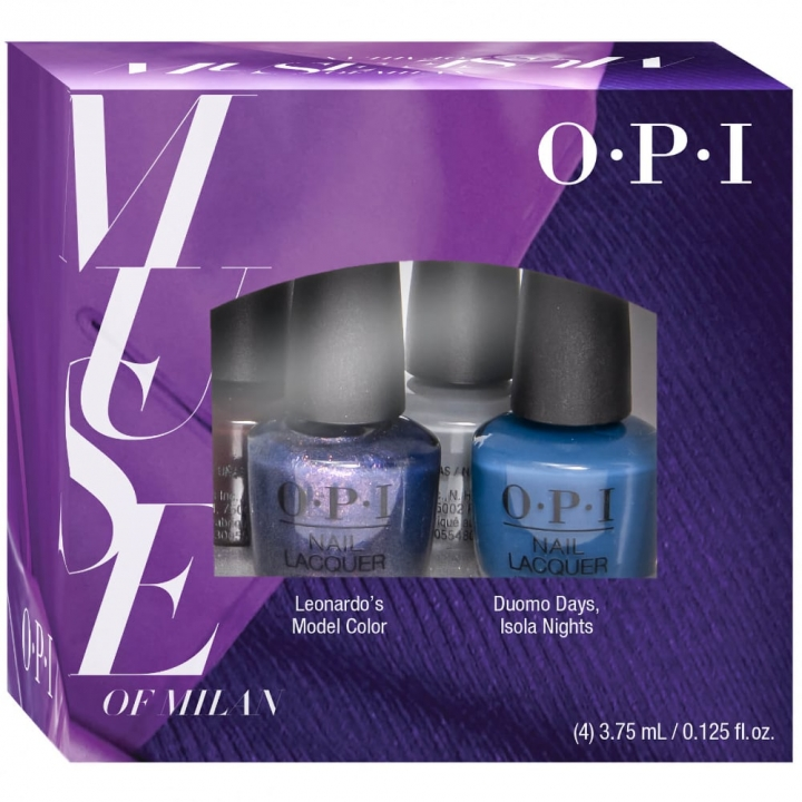 OPI Muse of Milan 4-pack Mini i gruppen OPI / Nagellack / Muse of Milan hos Nails, Body & Beauty (DCMI17)