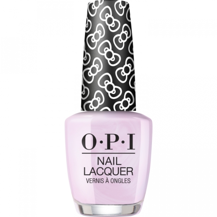 OPI Hello Kitty A Hush of Blush i gruppen OPI / Nagellack / Hello Kitty hos Nails, Body & Beauty (HRL02)