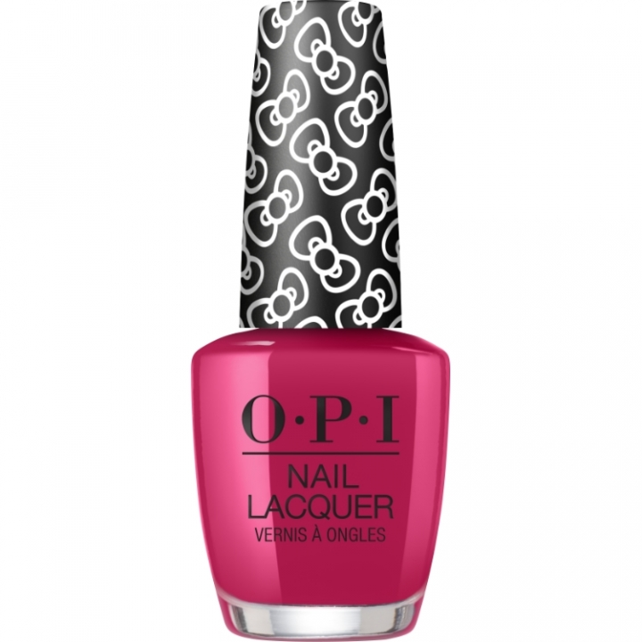 OPI Hello Kitty All About the Bows i gruppen OPI / Nagellack / Hello Kitty hos Nails, Body & Beauty (HRL04)