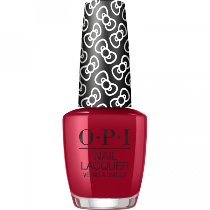 OPI Hello Kitty A Kiss on the Chic i gruppen OPI / Nagellack / Hello Kitty hos Nails, Body & Beauty (HRL05)