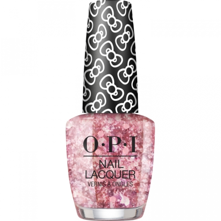 OPI Hello Kitty Born to Sparkle i gruppen OPI / Nagellack / Hello Kitty hos Nails, Body & Beauty (HRL13)