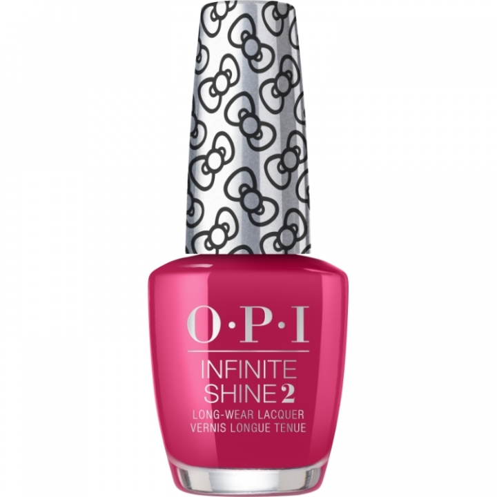 OPI Infinite Shine Hello Kitty All About the Bows i gruppen OPI / Infinite Shine Nagellack / Hello Kitty hos Nails, Body & Beauty (HRL35)