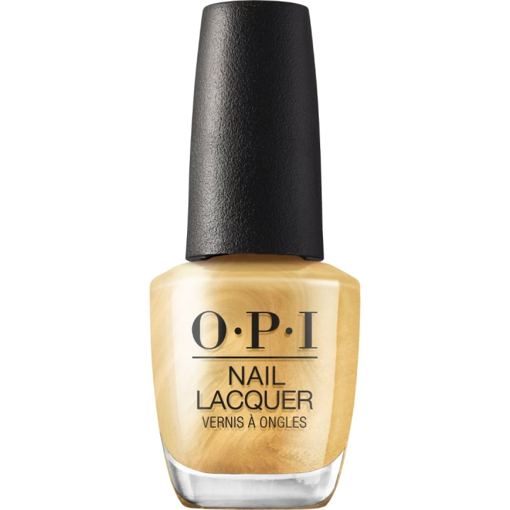 OPI Shine Bright This Gold Sleighs Me i gruppen OPI / Nagellack / Shine Bright hos Nails, Body & Beauty (HRM05)