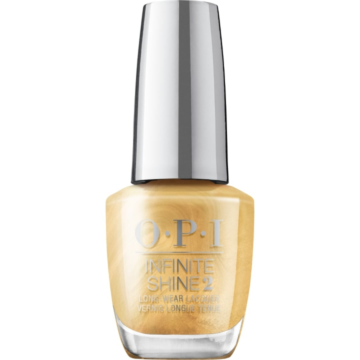 OPI Infinite Shine Shine Bright This Gold Sleighs Me i gruppen OPI / Infinite Shine Nagellack / Shine Bright hos Nails, Body & Beauty (HRM40)
