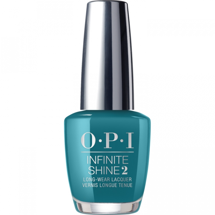 OPI Infinite Shine Grease Teal Me More, Teal Me More i gruppen OPI / Infinite Shine Nagellack / Grease hos Nails, Body & Beauty (ISLG45)