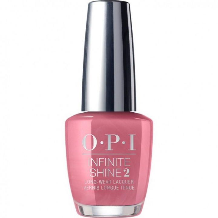 OPI Infinite Shine Not so Bora-Bora-ing Pink i gruppen OPI / Infinite Shine Nagellack / The Icons hos Nails, Body & Beauty (ISLS45)