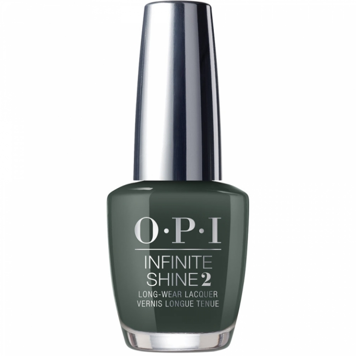 OPI Infinite Shine Scotland Things I've Seen In Aber-Green i gruppen OPI / Infinite Shine Nagellack / Scotland hos Nails, Body & Beauty (ISLU15)