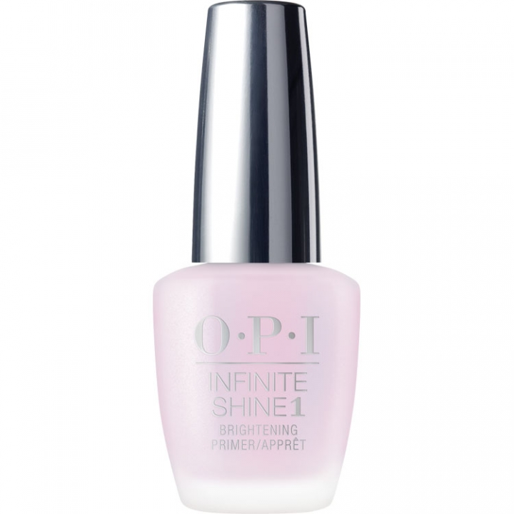 OPI Infinite Shine Brightening Primer i gruppen OPI / Vårdande Nagellack hos Nails, Body & Beauty (IST15)