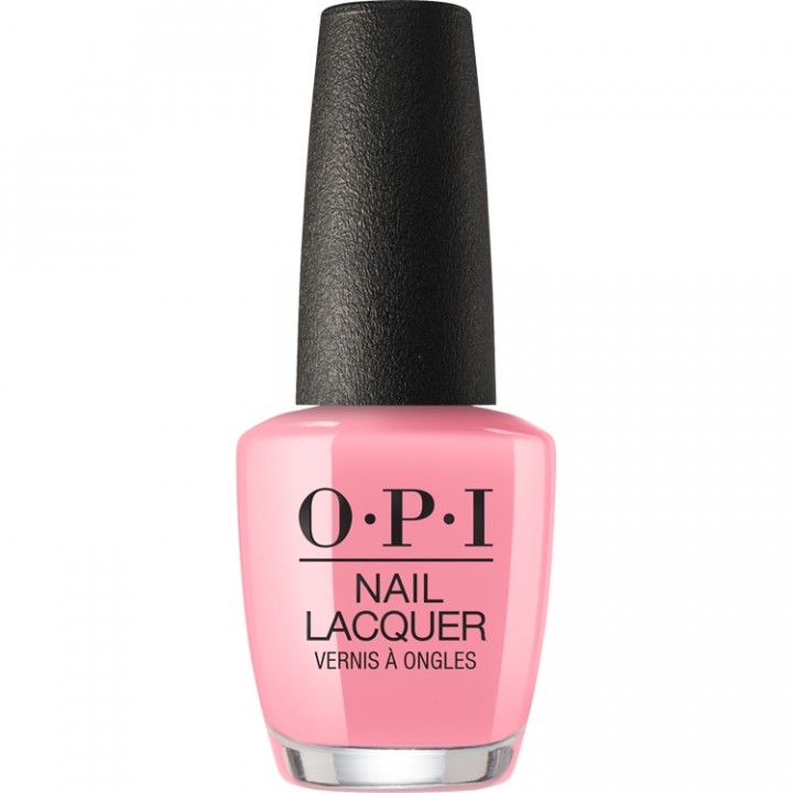 OPI Grease Pink Ladies Rule the School i gruppen OPI / Nagellack / Grease hos Nails, Body & Beauty (NLG48)