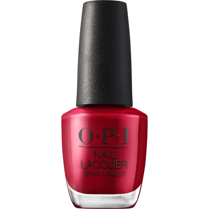 OPI Shine Bright Red-y For the Holidays i gruppen OPI / Nagellack / Shine Bright hos Nails, Body & Beauty (NLHRM08)