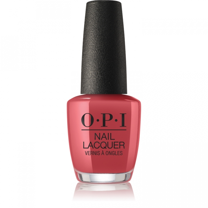 OPI Peru My Solar Clock Is Ticking i gruppen OPI / Nagellack / Peru hos Nails, Body & Beauty (NLP38)