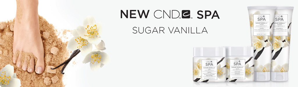 CND SPA Sugar Vanilla