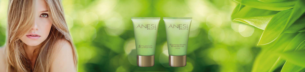 Anesi dermo control oily skin face care