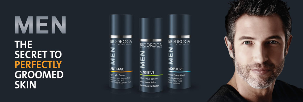Biodroga MEN Hudvård Anti-Age