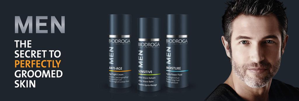 Biodroga MEN Anti-Age Skin Care
