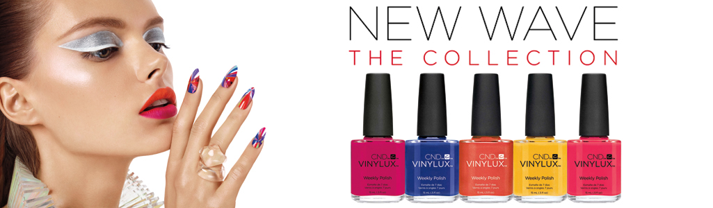 CND Vinylux New Wave Nail Polish