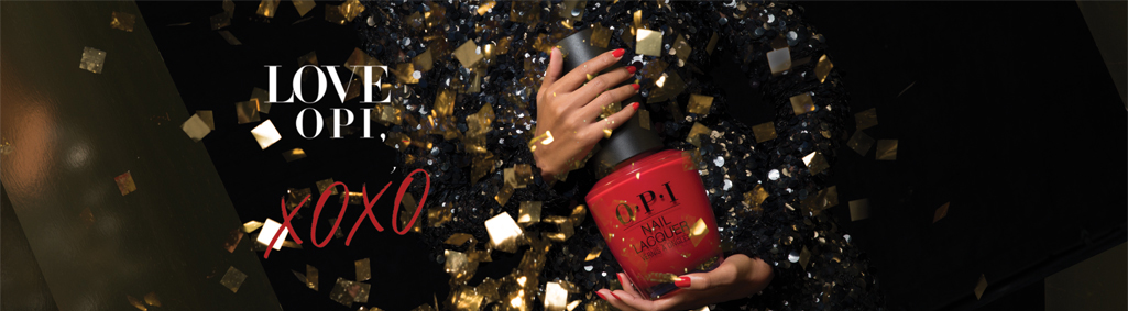 OPI Love xoxo