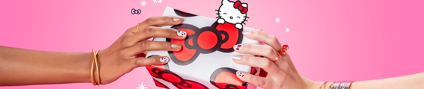 OPI Hello Kitty Nagellack