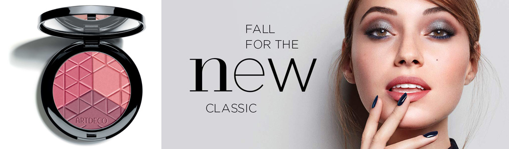 Artdeco Fall for the New Classic Makeup