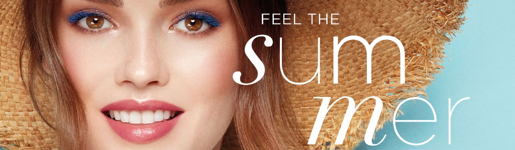 Artdeco Feel The Summer Makeup Smink Bronzing