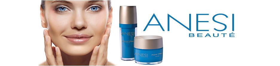 Anesi aqua vital hudvård ansiktsvård fuktfattig hy