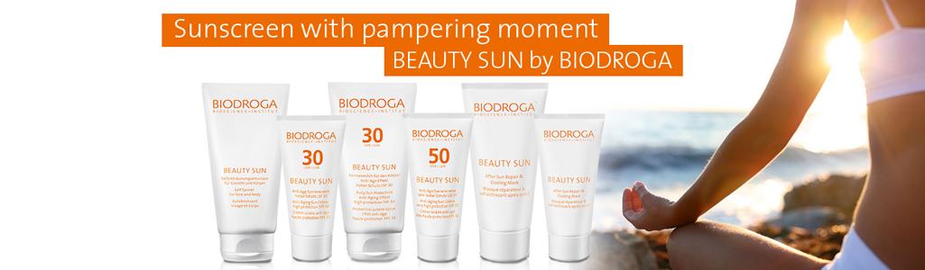 Biodroga SPG Body Care Sunbathe