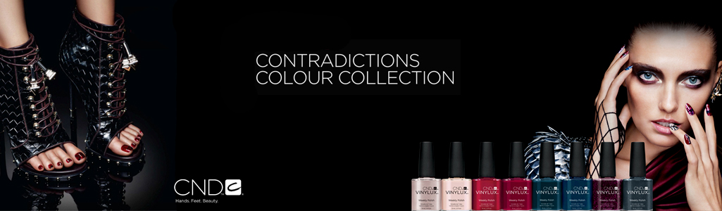 CND Vinylux Contradictions Nail Polish