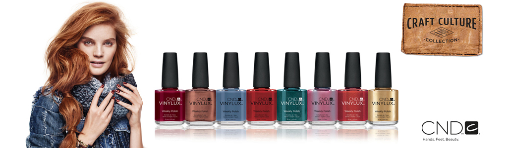 CND Vinylux Craft Culture Nail Polish