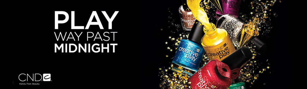 CND Creative Play Celebration Nagellack