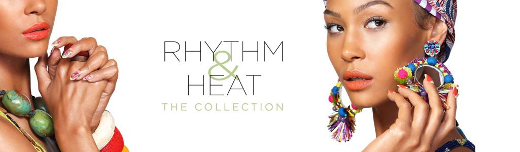 CND Vinylux Rhythm & Heat Nail Polish