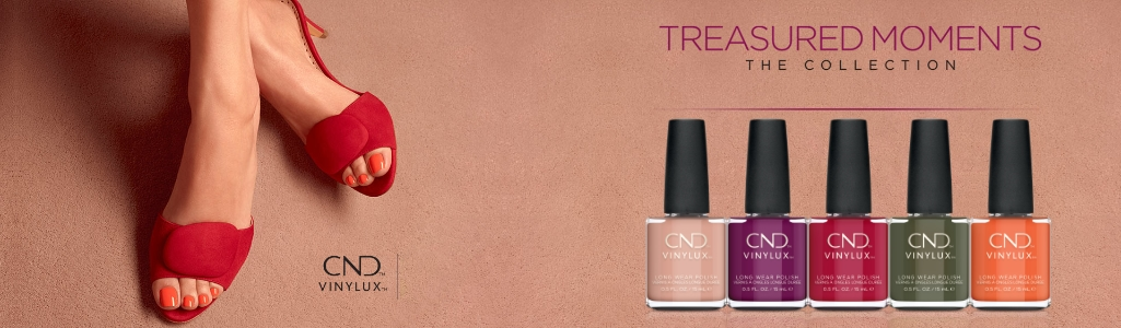 CND Vinylux Treasured Moments