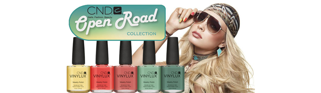 CND Vinylux Open Road Nail Polish