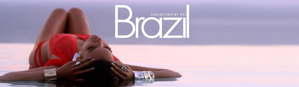 OPI Brazil Nagellack