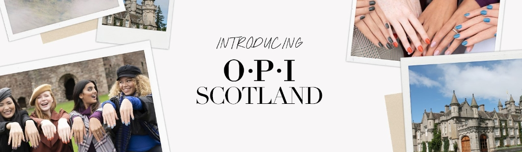 OPI Infinite Shine Scotland