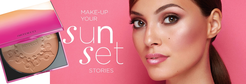 Artdeco Sunset Stories Makeup