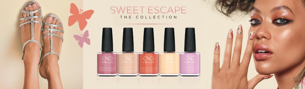 CND Vinylux Sweet Escape Nail Polish