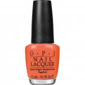 OPI Hong Kong Hot & Spicy