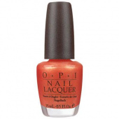 OPI Brights Goin Ape-Ricot!